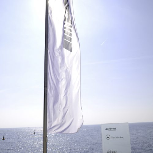 MERCEDES-BENZ - Press Presentation Monaco 2011<br>