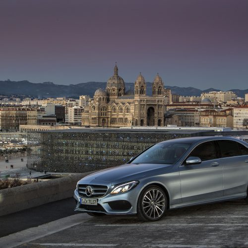 MERCEDES-BENZ (C CLASS) - Press Presentation Marseille 2014<br><p>MERCEDES-BENZ entrusted NOVAE with the implementation of the logistics on the many sites involved in the marketing event.</p>