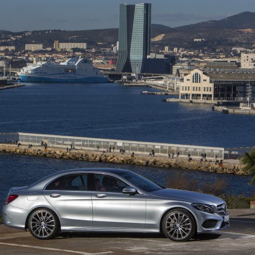MERCEDES-BENZ - Press Presentation Marseille 2014<br>