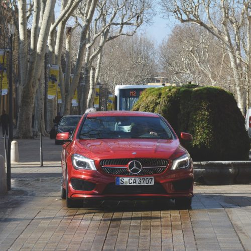 MERCEDES-BENZ - Press Presentation Aix en Provence 2013<br>