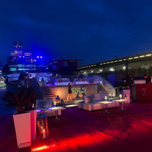 ESPEN ØEINO INTERNATIONAL - Monaco Yacht Show<br>